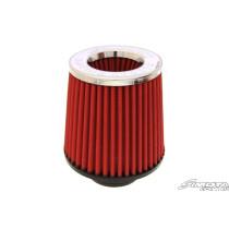 Sport, Direkt levegőszűrő SIMOTA JAU-X02102-06 60-77mm Piros